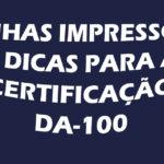 Minhas impressões e dicas para a certificação DA-100